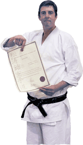 robin guy black belt