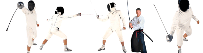 find a sword fencing or kendo club here
