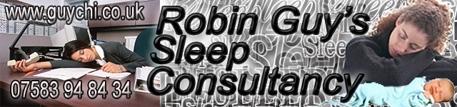 Robin Guy Sleep consultant