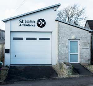St. Johns Ambulance Hall